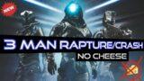 3 MAN RAPTURE/CRASH ON PS4 NO CHEESE – Destiny 2 Beyond Light Deep Stone Crypt