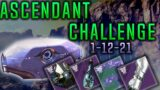 ASCENDANT CHALLENGE 1-12-21 GUIDE (DESTINY 2 BEYOND LIGHT)