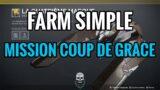DESTINY 2 BEYOND LIGHT : FARM SIMPLE DE LA MISSION COUP DE GRACE !