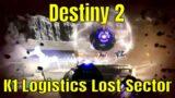 Destiny 2 Beyond Light #17 – K1 Logistics Lost Sector