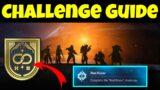 Destiny 2 Beyond Light Easy Deep Stone crypt raid Challenge Guide