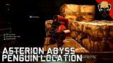 Destiny 2 Beyond Light: Penguin Location #5 [Asterion Abyss]