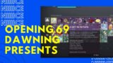 Destiny 2 Beyond Light – The Dawning – Opening 69 Dawning Gifts