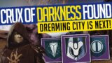 Destiny 2   CRUX OF DARKNESS FOUND! The Dreaming City is NEXT! – Beyond Light