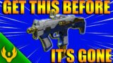 Destiny 2 How To Get Cold Front Best SMG Beyond Light ONLY KINETIC WITH DRAGONFLY! PvP Review