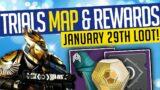 Destiny 2 | TRIALS MAP & LOOT! January 29th, 2021 | Map, Loot & Adept Rewards! – Beyond Light