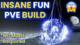 Destiny 2 Titan build – Beyond light – Be Superman