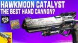 HAWKMOON CATALYST + RANGEFINDER IS THE NEW META! Destiny 2 Beyond Light