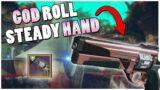 I got a GOD ROLL Steady Hand (Destiny 2 Beyond Light)