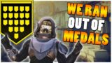 """INSANE """"We Ran Out of Medals"""" Game (Destiny 2 Beyond Light)"""