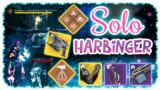 Solo Flawless Harbinger Mission – Titan – Season of Beyond Light – Destiny 2 Commentary ( Week 2 )