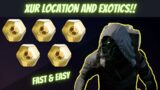 Xur Location and Exotics. Destiny 2 Beyond Light (1/29-2/2)