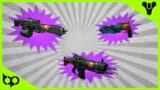Brand NEW Old Weapons   Season of the Chosen   Destiny 2 Beyond Light