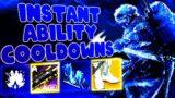 CONSTANT ABILITIES! BEST STASIS HUNTER BUILD IN BEYOND LIGHT   Destiny 2 Season of the Chosen