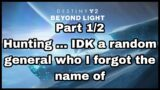 Destiny 2 Beyond Light Campaign Part 1/2 – Hunting Phylax