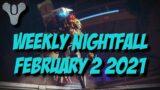Destiny 2 Beyond Light – Final Nightfall of Season 12 – February 2 2021