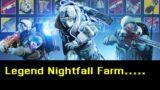 Destiny 2 Beyond Light Nightfalls Farm…..