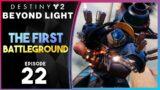 Destiny 2: Beyond Light Part 22 – First Cabal Battleground: Behemoth! – Season of the Chosen
