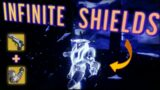 Destiny 2 Titan build for infinite health & shields in Beyond Light