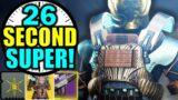 Destiny 2: this Warlock Build BREAKS Season of the Chosen…