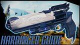 Harbinger Guide | Destiny 2: Beyond Light