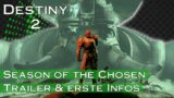 Season of the Chosen – Trailer & erste Infos – Destiny 2 Beyond Light   anima mea