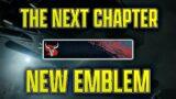 The next chapter emblem | Season of the chosen