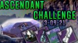 ASCENDANT CHALLENGE 3-9-21 GUIDE (DESTINY 2 BEYOND LIGHT)