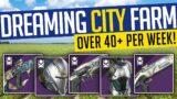 Destiny 2 | DREAMING CITY FARM! How To Farm 40+ Per Week! – Season of the Chosen
