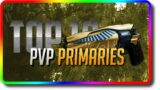 Destiny 2 – Top 10 PvP Primary Guns in Crucible & PvP (Destiny 2 Season of the Chosen DLC Top 10)