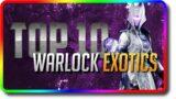 Destiny 2 – Top 10 Warlock Exotics in PvE & PvP (Destiny 2 Season of the Chosen)