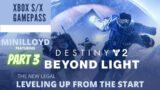 DESTINY 2 BEYOND LIGHT PRT. 3 CONTINUATION GAMEPLAY SEQUENCE