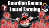 Destiny 2: How to Farm Laurels in the Guardian Games | Titan Edition | ALL SUBCLASSES