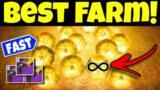 Destiny 2 How to get Exotics and masterwork materials FAST(adept palindrome farm)