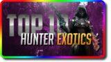 Destiny 2 Season of the Chosen – Top 10 Hunter Exotics (Destiny 2 Best Hunter Exotic Armor)