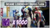 Legendary Shard Farm Guardian Games 2021 – Destiny 2 Beyond Light