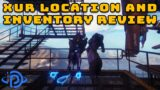 Where is Xur? April 16th-20th | Destiny 2 Exotic Vendor Location & Inventory!