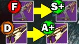 10 TRASH Weapon Rolls becoming GOD TIER in Season 14!   Destiny 2