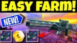 Destiny 2 How to get the Uzume sniper RR4 *FAST* + Exotic Farm
