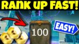 Destiny 2 How to get to Rank 100 *FAST* in season 14 (Season of the splicer)