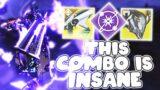 THIS SET UP IS INSANE! AMAZING Void Warlock Build in Beyond Light | Destiny 2 Season of the Chosen