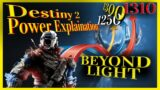 This is How to level up in Beyond Light
