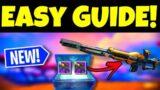Destiny 2 How to get the Praedyth's Revenge Sniper *FAST* + God roll Guide