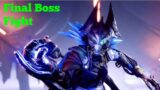 Destiny 2 Beyond Light final boss fight Eramis,live stream!