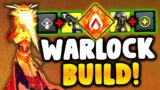 Destiny 2 | This Warlock Build is INSANE! Best New Warlock Well of Radiance Build in Season 14!