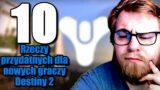 10 PRZYDATNYCH rzeczy dla NOWYCH graczy | Wprowadzenie do Destiny 2 Beyond Light