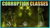 CORRUPTION – Witch Queen Darkness Subclasses   Destiny 2