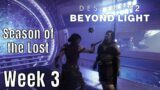 Destiny 2 Beyond Light Season of the Lost – Week 3 (PC No Commentary)
